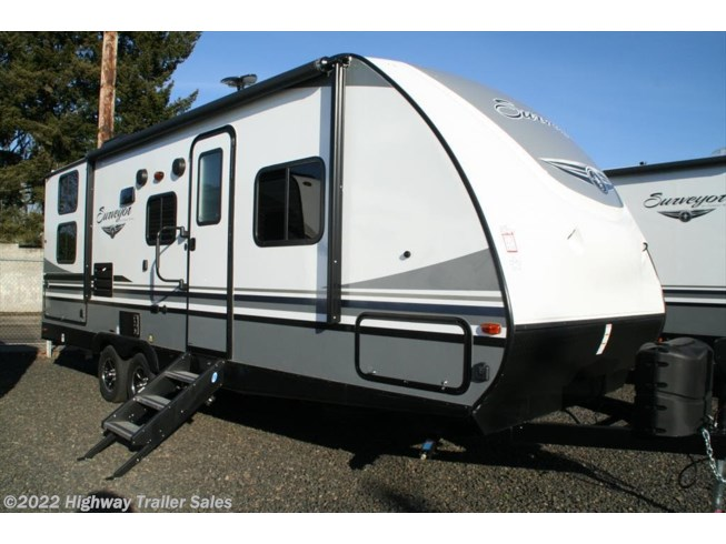 2019 Forest River Surveyor 245BHS
