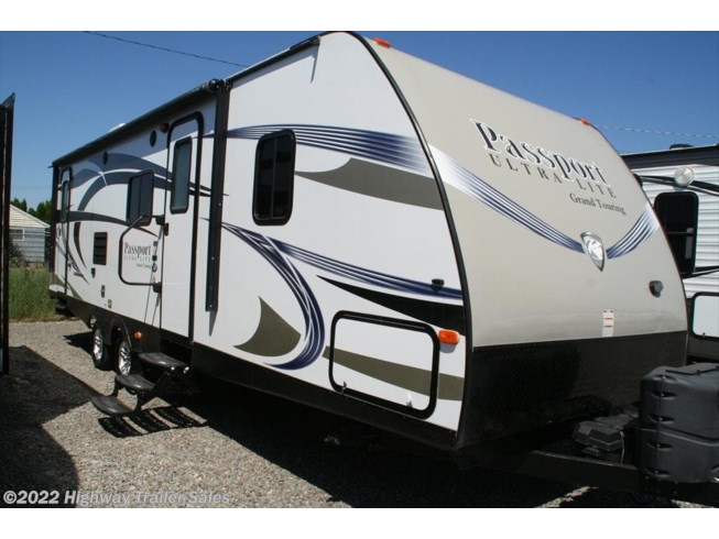 2016 Keystone Passport Ultra Lite Grand Touring 2810BH
