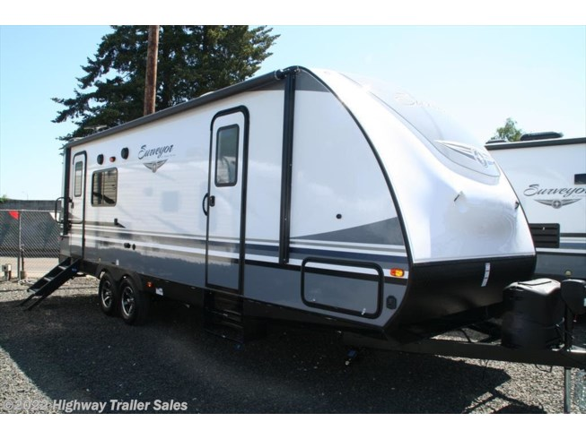 2019 Forest River Surveyor 251RKS
