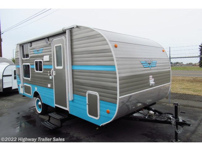 2019 Riverside RV Retro 190BH