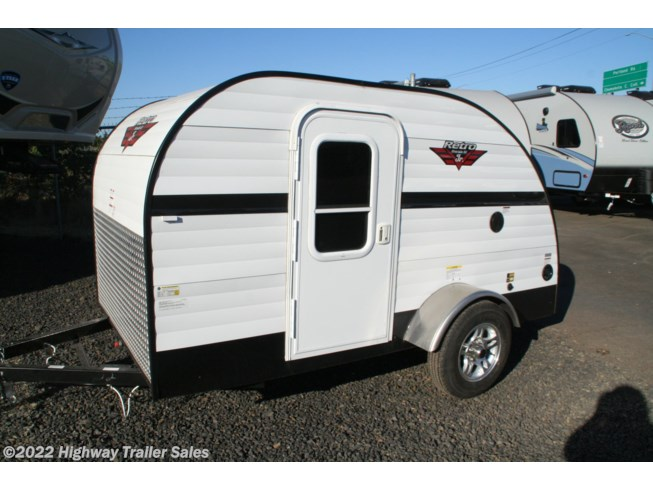 2019 Riverside RV Retro 509