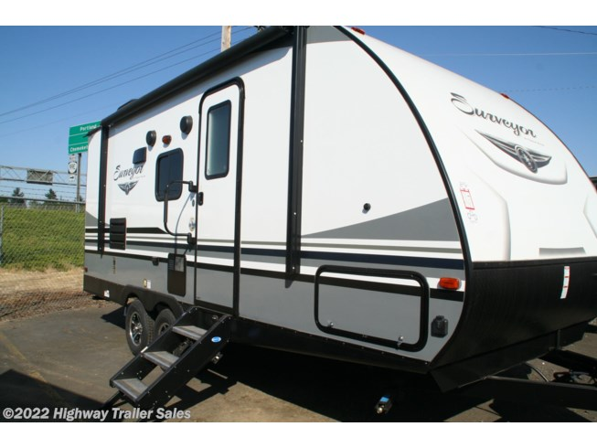 2019 Forest River Surveyor 200MBLE