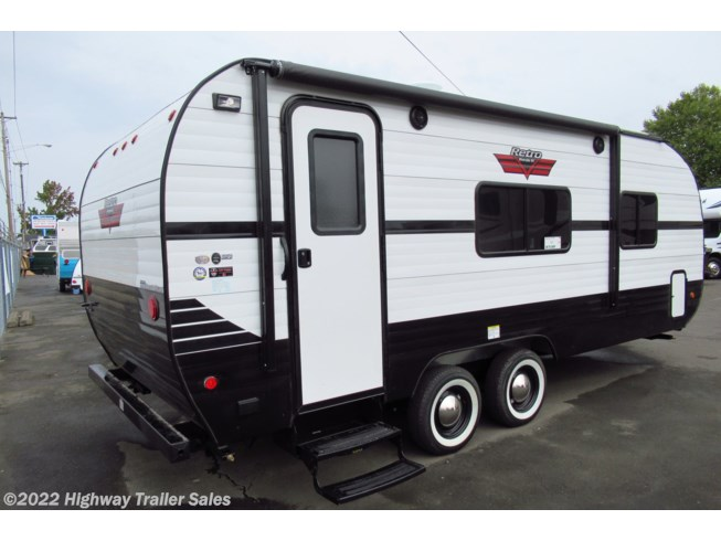 2019 Riverside RV Retro 189-R