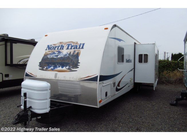 2011 Heartland  North Trail NT KING 32QBSS