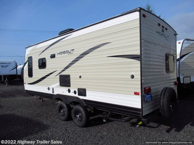 2019 Hideout 19LHSWE by Keystone from Highway Trailer Sales in Salem, Oregon
