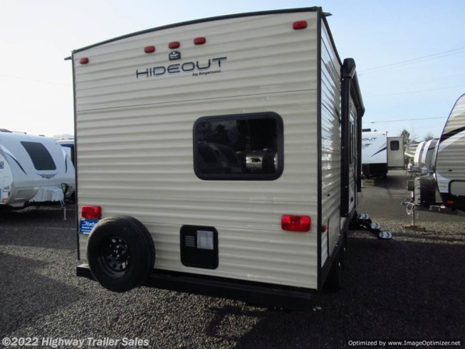 New 2019 Keystone Hideout 19LHSWE available in Salem, Oregon