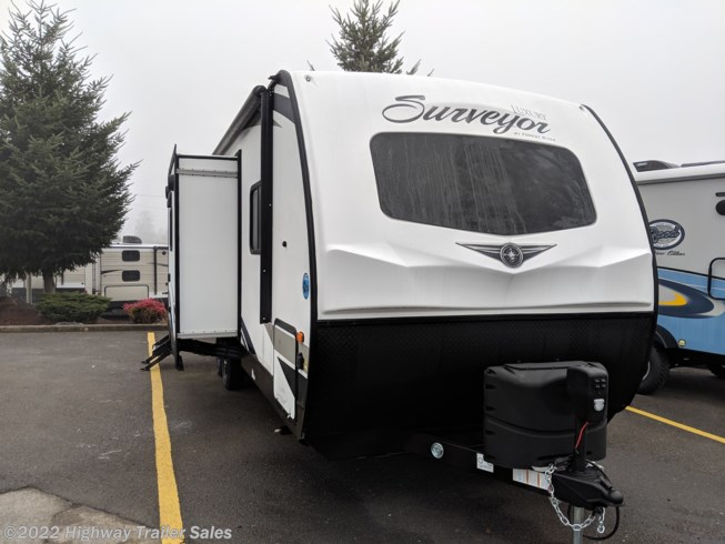 2019 Forest River Surveyor 226RBDS