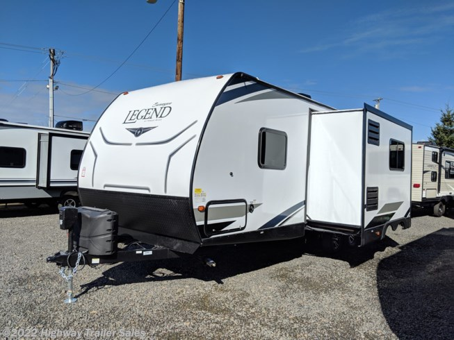 2019 Forest River Surveyor Legend 248BHLE