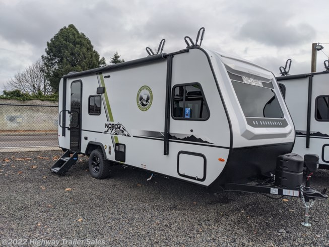 New 2020 Forest River No Boundaries NB19.5 available in Salem, Oregon