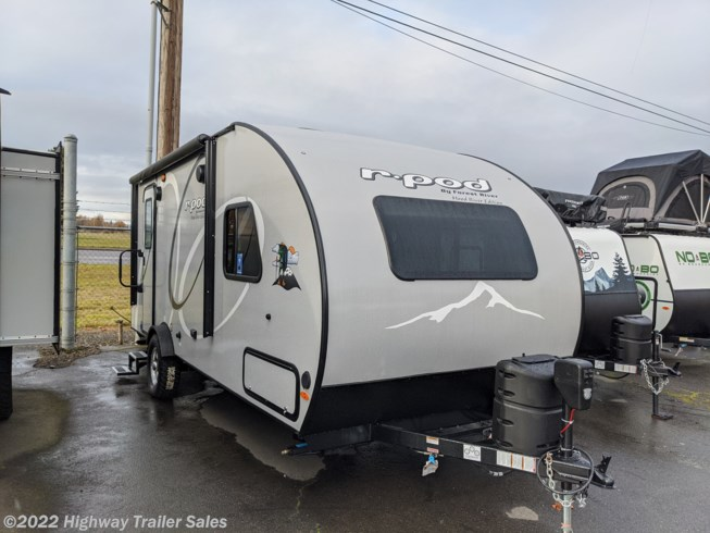 New 2020 Forest River R-Pod RP-195 available in Salem, Oregon