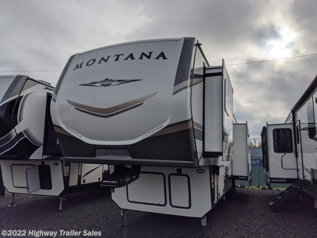 2020 Montana 3780RL by Keystone from Highway Trailer Sales in Salem, Oregon