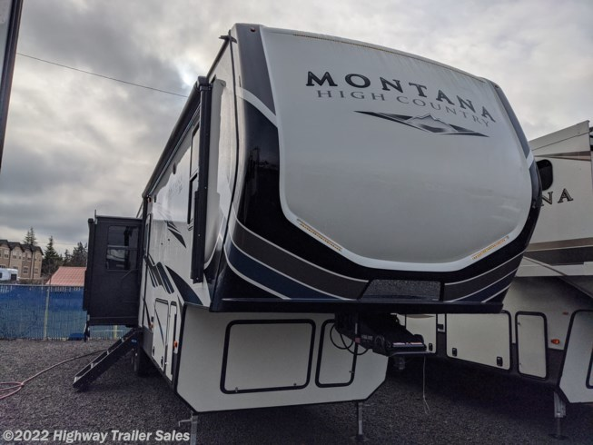 New 2020 Keystone Montana High Country 330RL available in Salem, Oregon