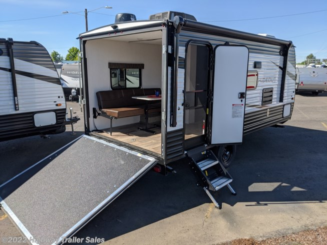 New 2020 Keystone Hideout 172LHS available in Salem, Oregon