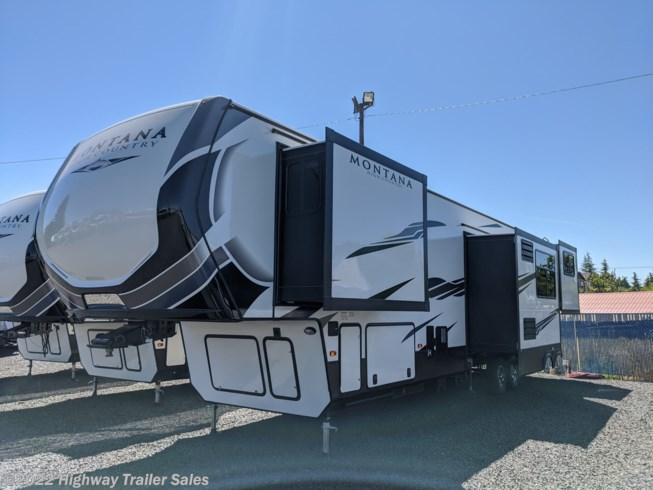 New 2021 Keystone Montana High Country 372RD available in Salem, Oregon