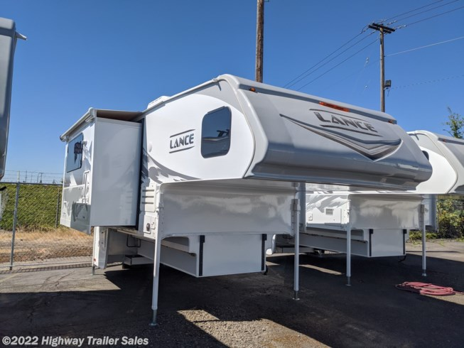 New 2021 Lance TC 1062 available in Salem, Oregon