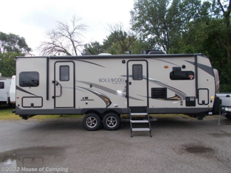 New 2019 Forest River Rockwood Ultra Lite 2608SB For Sale by House of Camping available in Bridgeview, Illinois