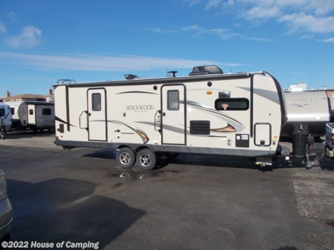 New 2020 Forest River Rockwood Ultra Lite 2608BSD For Sale by House of Camping available in Bridgeview, Illinois