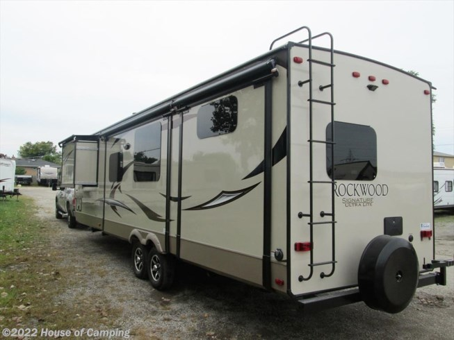 New 2020 Forest River Rockwood Signature Ultra Lite 8327SS available in Bridgeview, Illinois