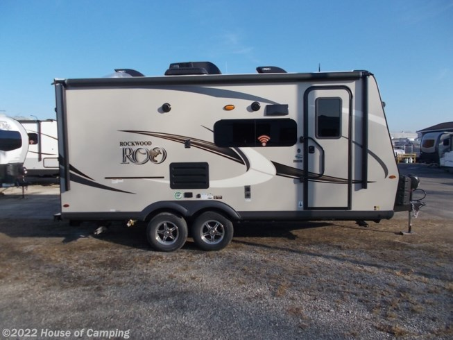 New 2020 Forest River Rockwood Roo 183 available in Bridgeview, Illinois