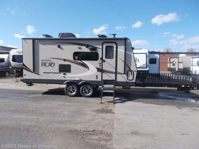 New 2020 Forest River Rockwood Roo 21SSL available in Bridgeview, Illinois