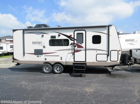 New 2019 Forest River Rockwood Mini Lite 2504S For Sale by House of Camping available in Bridgeview, Illinois