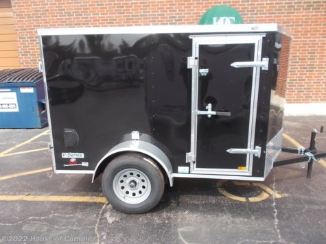 New 2021 Continental Cargo Tailwind 5 X 8 For Sale by House of Camping available in Bridgeview, Illinois