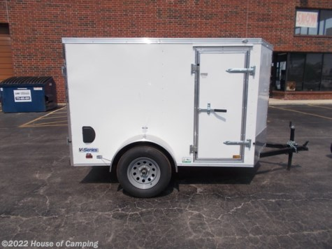 New 2021 Continental Cargo Value Hauler 5 X 8 For Sale by House of Camping available in Bridgeview, Illinois