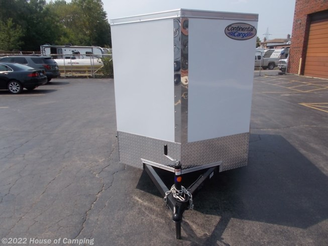2021 Continental Cargo Value Hauler 5 X 8 - New Cargo Trailer For Sale by House of Camping in Bridgeview, Illinois