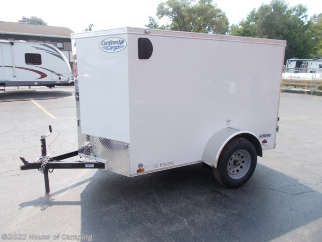 2021 Value Hauler 5 X 8 by Continental Cargo from House of Camping in Bridgeview, Illinois