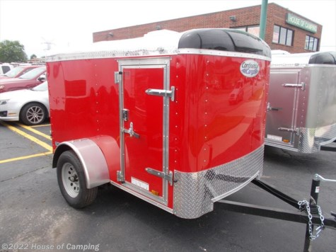 New 2019 Continental Cargo Tailwind 5 X 8 For Sale by House of Camping available in Bridgeview, Illinois