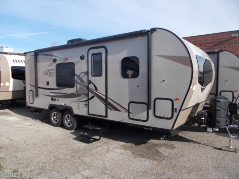 New 2019 Forest River Rockwood Mini Lite 2304KS For Sale by House of Camping available in Bridgeview, Illinois