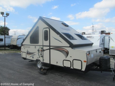 New 2017 Forest River Rockwood Hard Side A212HW For Sale by House of Camping available in Bridgeview, Illinois
