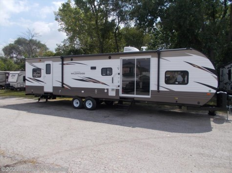 New 2019 Forest River Wildwood 36BHDS For Sale by House of Camping available in Bridgeview, Illinois