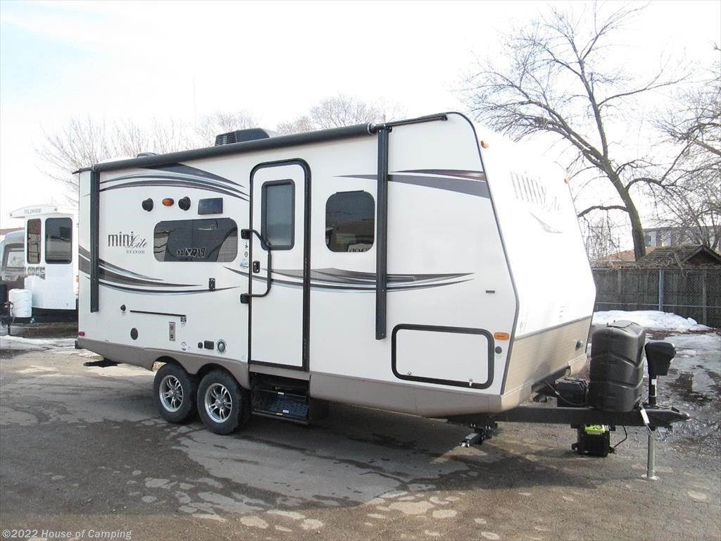 2018 Forest River RV Rockwood Mini Lite 2104S for Sale in ...