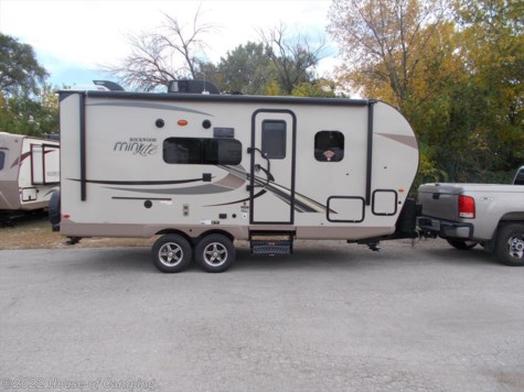 New 2019 Forest River Rockwood Mini Lite 2104S For Sale by House of Camping available in Bridgeview, Illinois