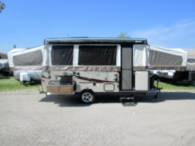 2019 Forest River Rv Rockwood Hw277 For Sale In Bridgeview