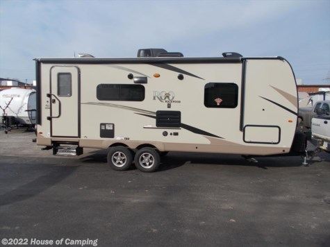 New 2019 Forest River Rockwood Roo 23BDS For Sale by House of Camping available in Bridgeview, Illinois