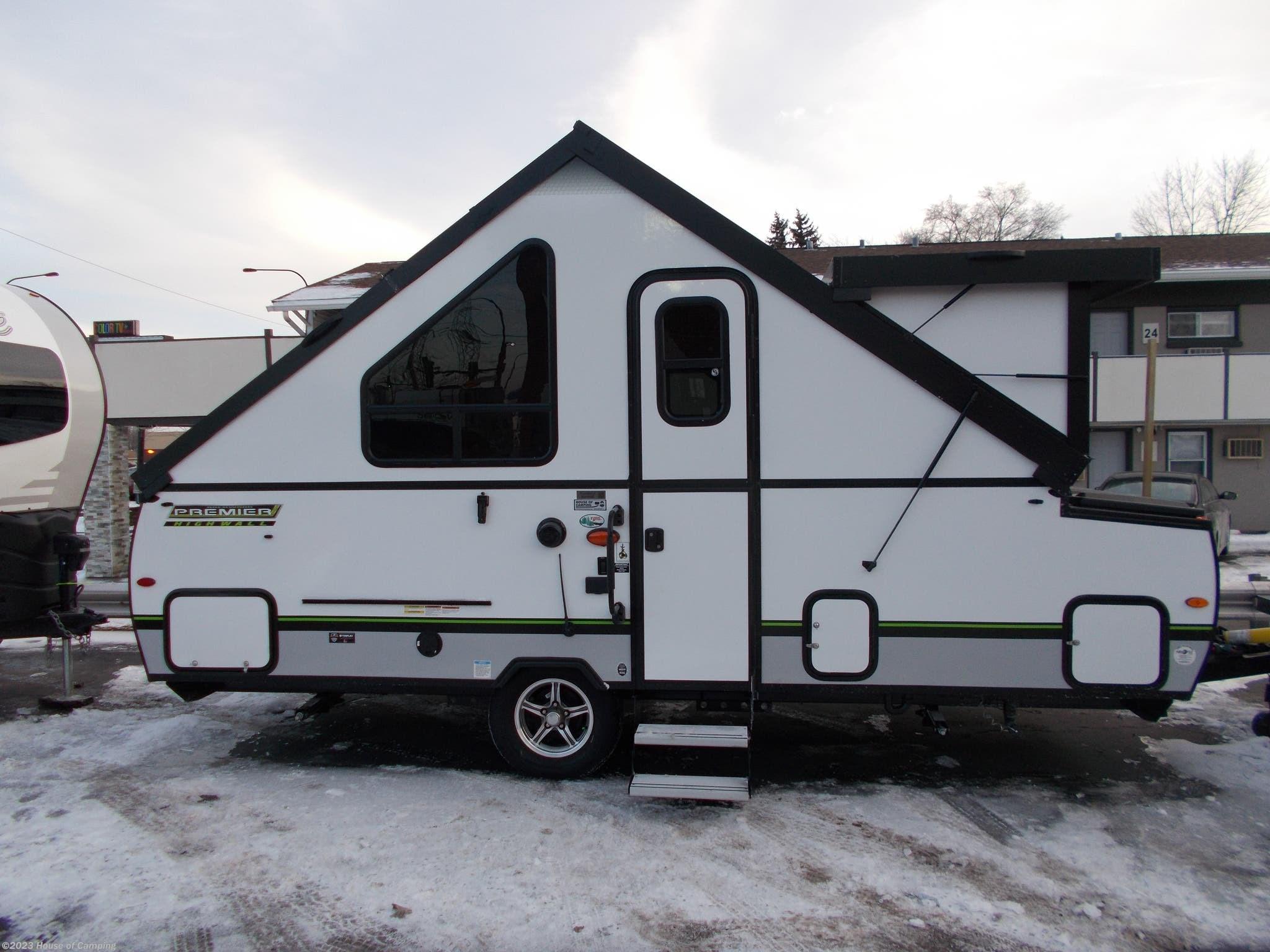 2020 Forest River RV Rockwood Hard Side A214 HW for Sale ...