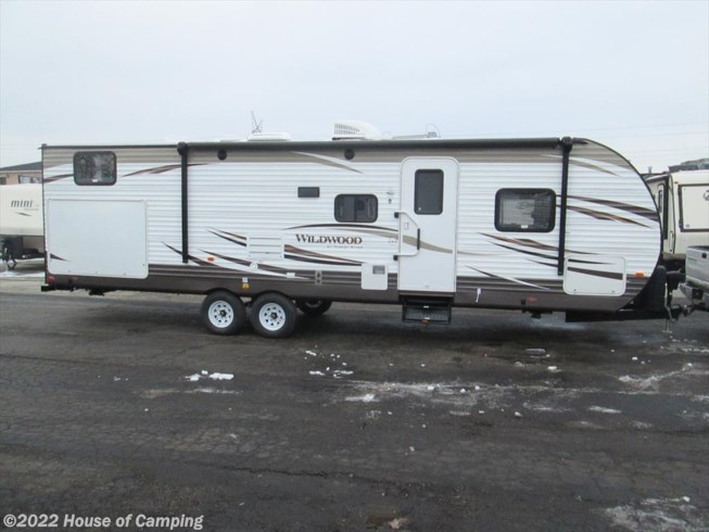 New 2018 Forest River Wildwood 30KQBSS available in Bridgeview, Illinois