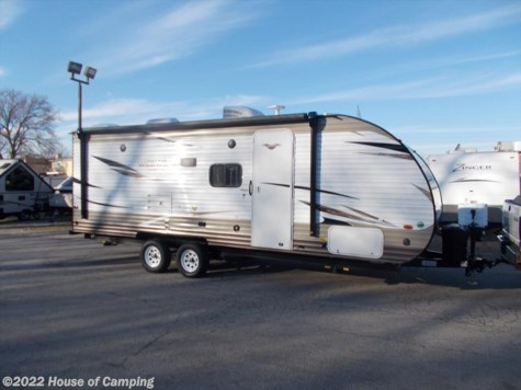 New 2018 Forest River Wildwood X-Lite 230BHXL For Sale by House of Camping available in Bridgeview, Illinois