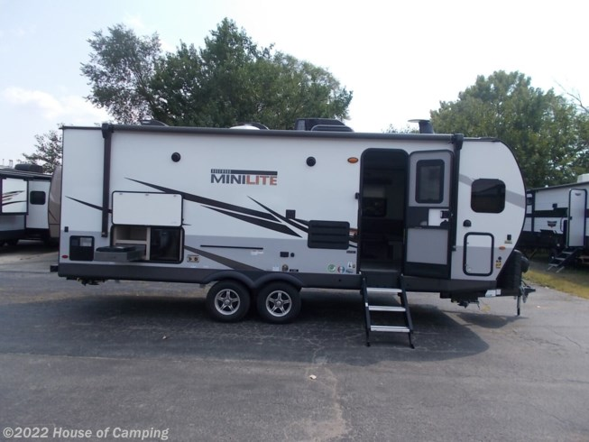 New 2021 Forest River Rockwood Mini Lite 2506S available in Bridgeview, Illinois