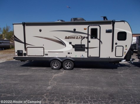 New 2021 Forest River Rockwood Mini Lite 2506S For Sale by House of Camping available in Bridgeview, Illinois
