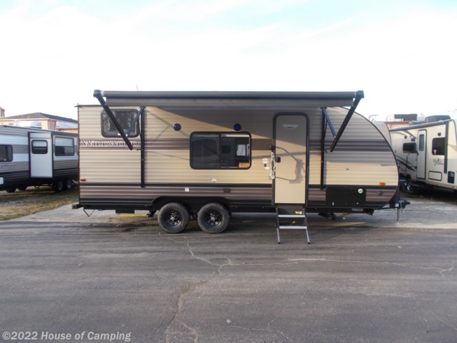 2019 Wildwood X-Lite 190DBXL by Forest River from House of Camping in Bridgeview, Illinois