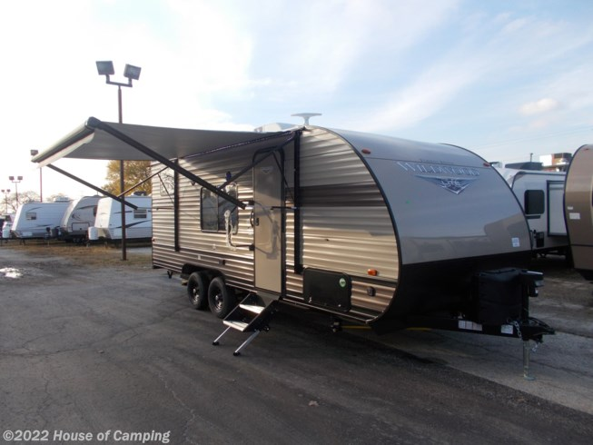 New 2019 Forest River Wildwood X-Lite 190DBXL available in Bridgeview, Illinois