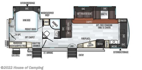 "<p><span style=""font-weight: bold;"">ALL NEW FLOOR PLAN AND EXTERIOR REDESIGN FOR 2019</span></p>