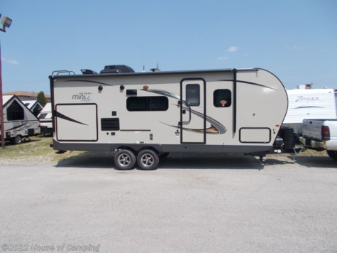 New 2019 Forest River Rockwood Mini Lite 2507S For Sale by House of Camping available in Bridgeview, Illinois