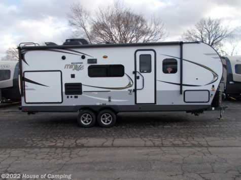 New 2020 Forest River Rockwood Mini Lite 2507S For Sale by House of Camping available in Bridgeview, Illinois