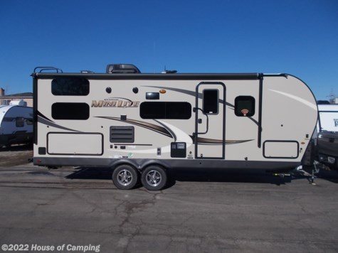 New 2020 Forest River Rockwood Mini Lite 2509S For Sale by House of Camping available in Bridgeview, Illinois