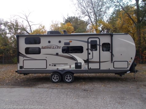 New 2021 Forest River Rockwood Mini Lite 2509S For Sale by House of Camping available in Bridgeview, Illinois