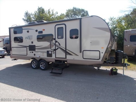 New 2019 Forest River Rockwood Mini Lite 2509S For Sale by House of Camping available in Bridgeview, Illinois